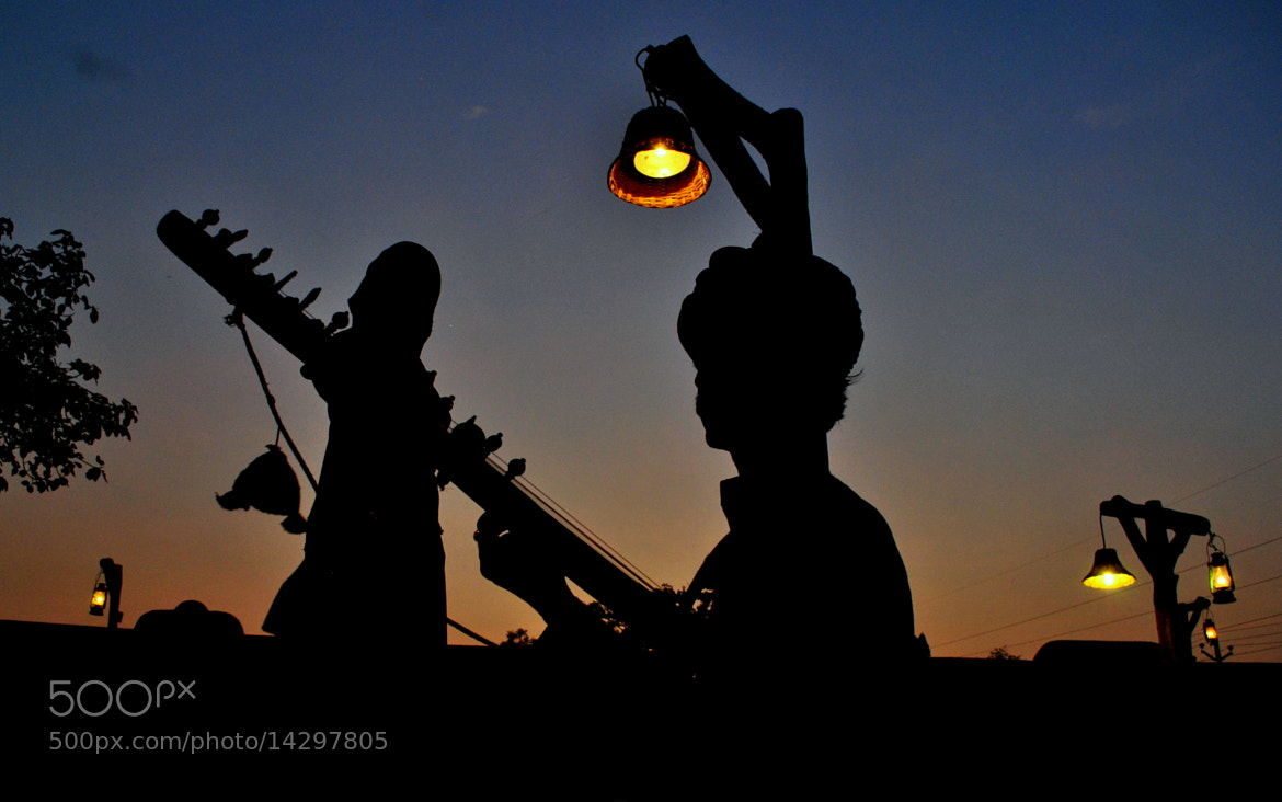 Photograph The Rajasthani Folks :) by Miksham Lal on 500px