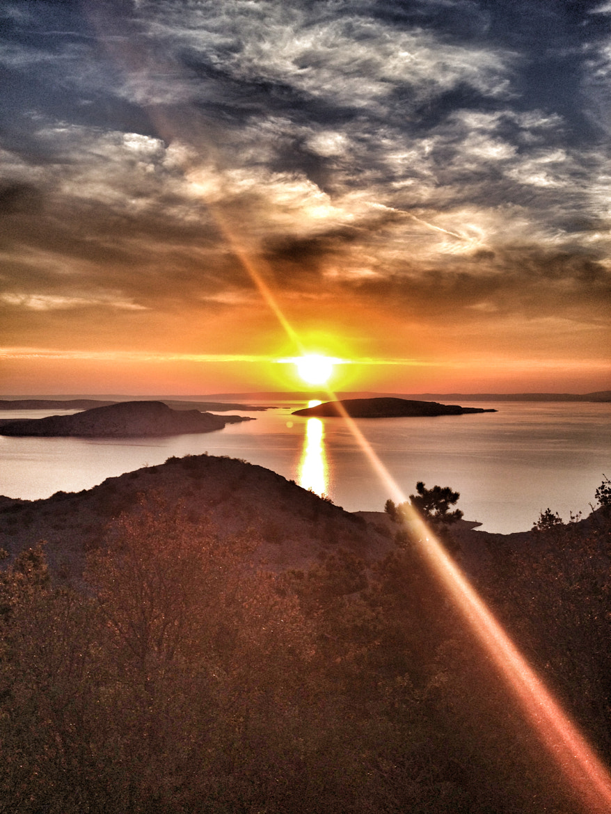 Photograph Sunset over Adriatic by Darko Kontin on 500px