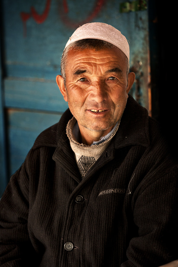 Photograph Old Chinese Muslim Man by Jay Spy on 500px