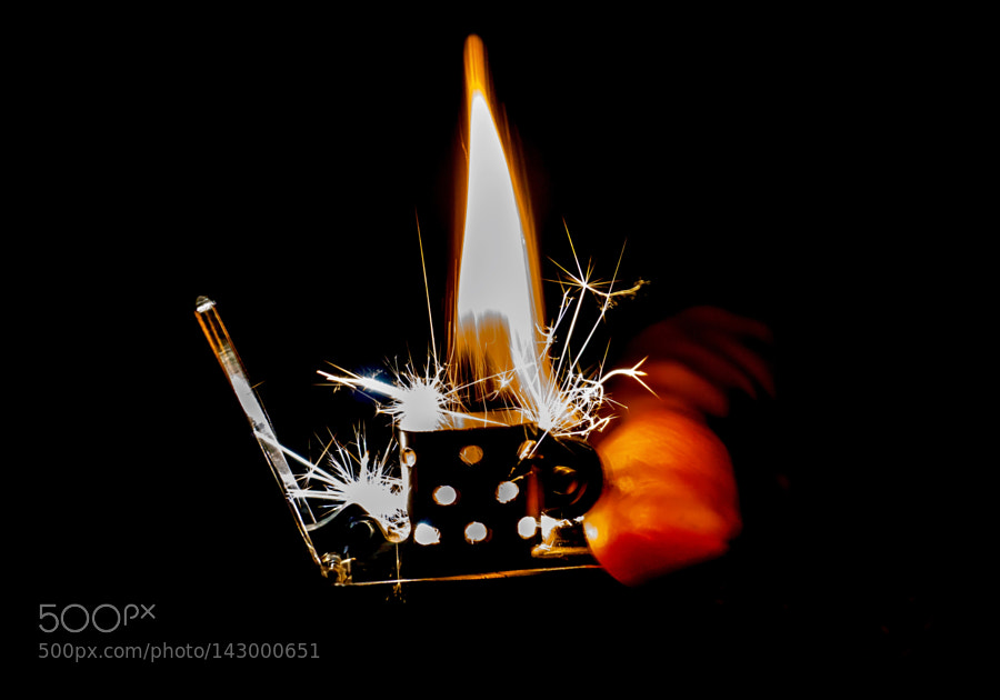 Zippo Lighter Flame Stock Photos 500px