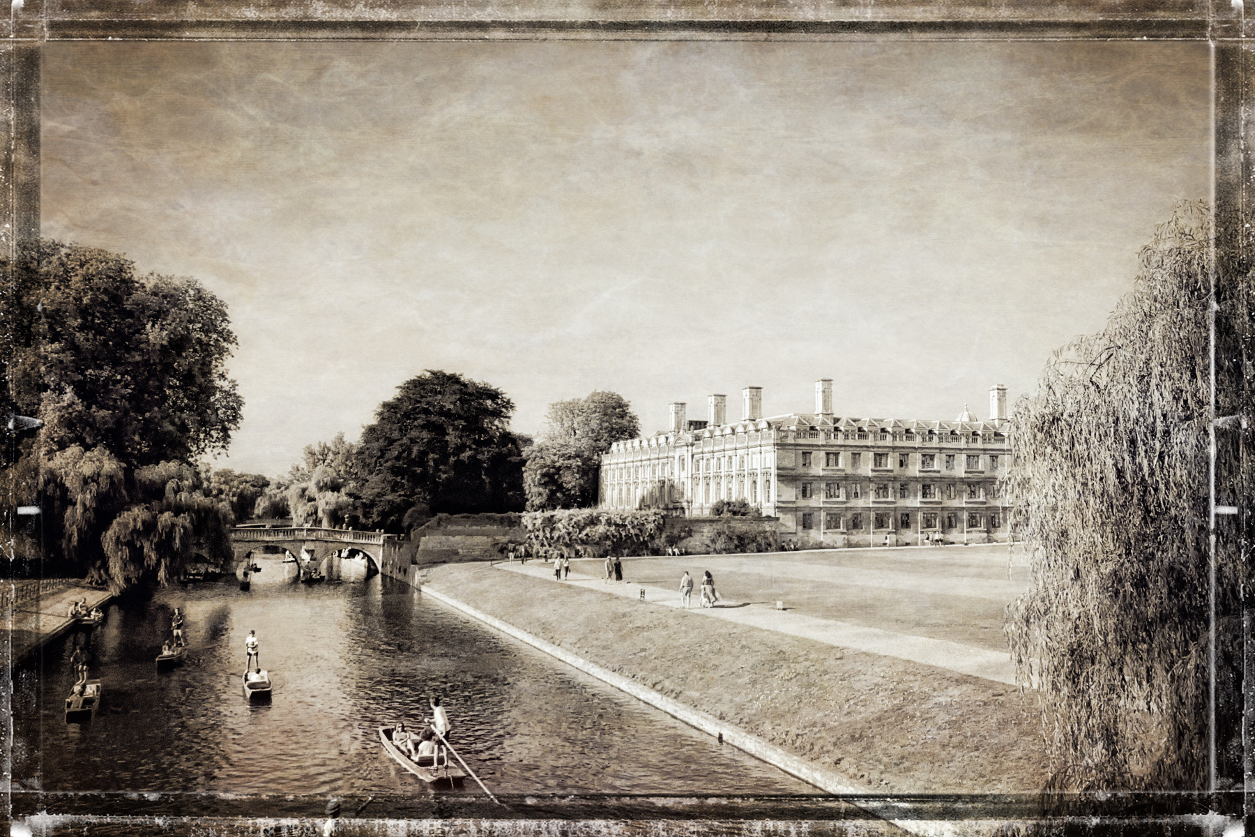 Photograph Good Old Cambridge by Frank Bramkamp on 500px