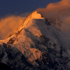 Mount Rakaposhi 7788M.. by Atif Saeed (matif)) on 500px.com