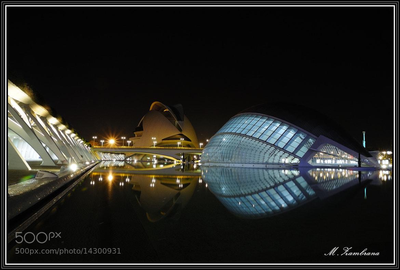 Photograph ciudad de las ciencias nº 14 by miguel zambrana molina on 500px