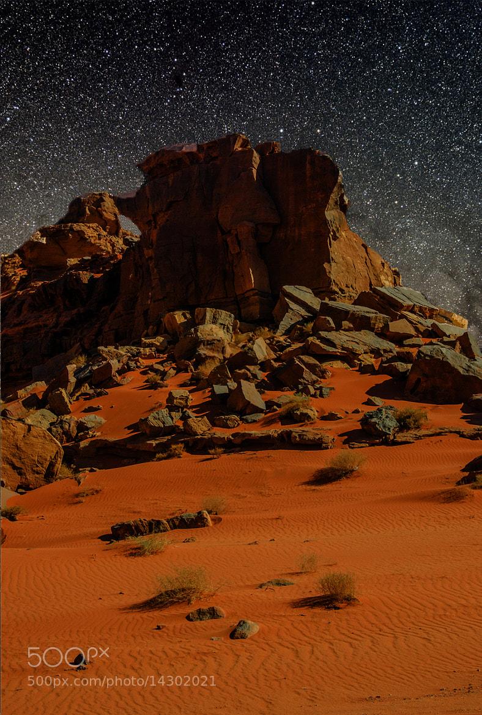 Photograph Dark Stars by jamil ghanayem on 500px