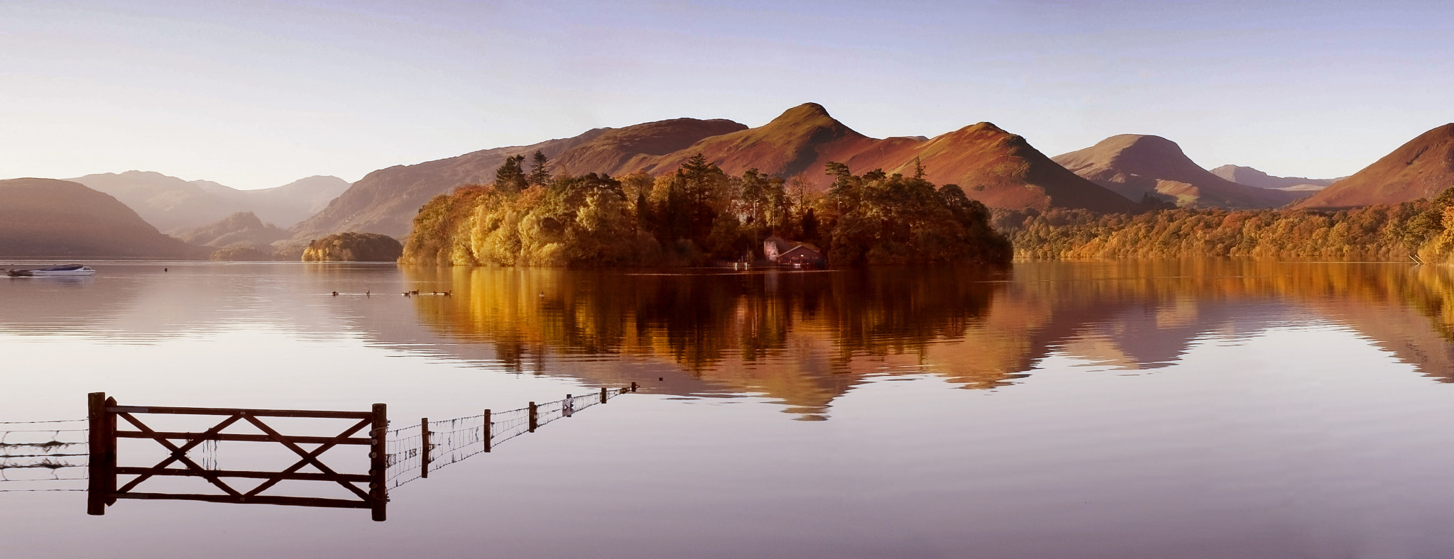 Photograph Derwent at Dawn by Trevor Wain on 500px