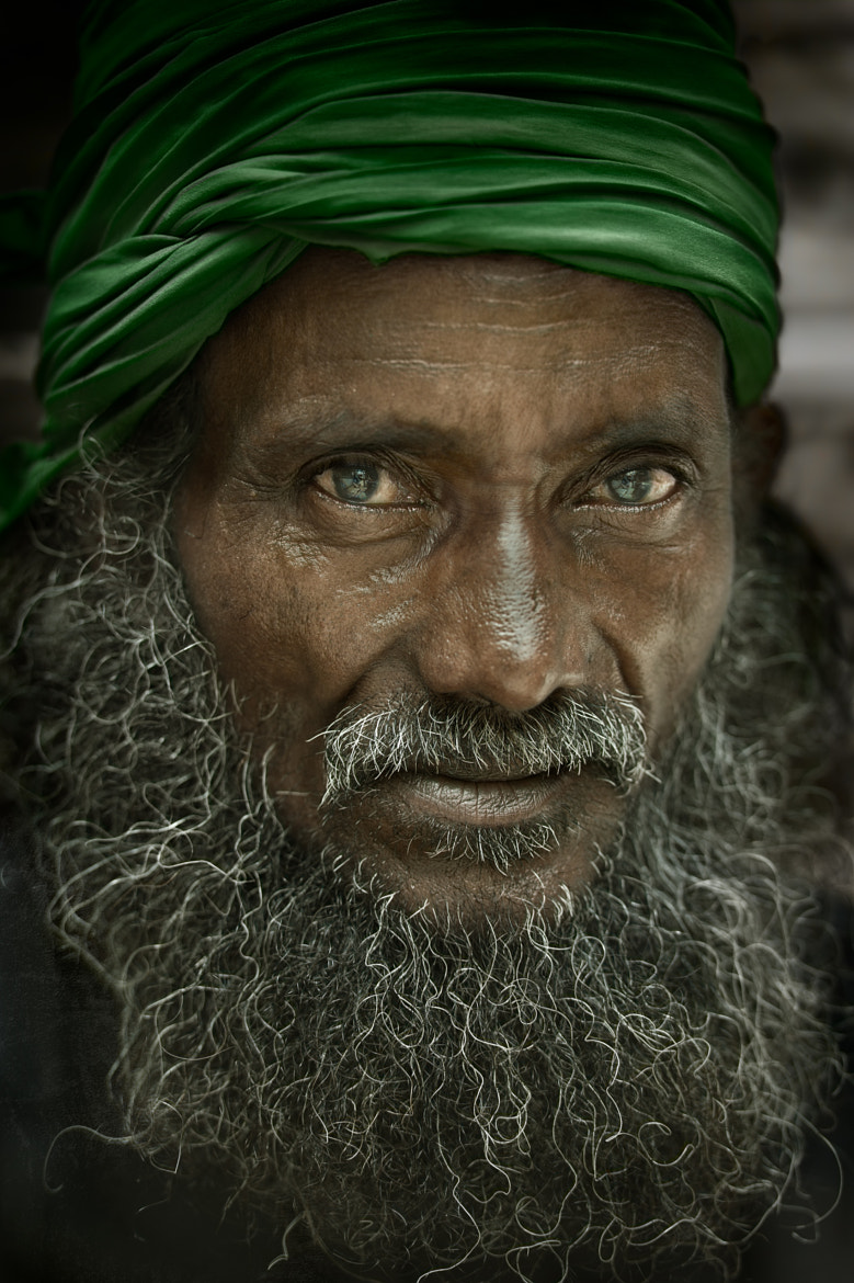Photograph Street portrait, Old Delhi by ian mylam on 500px