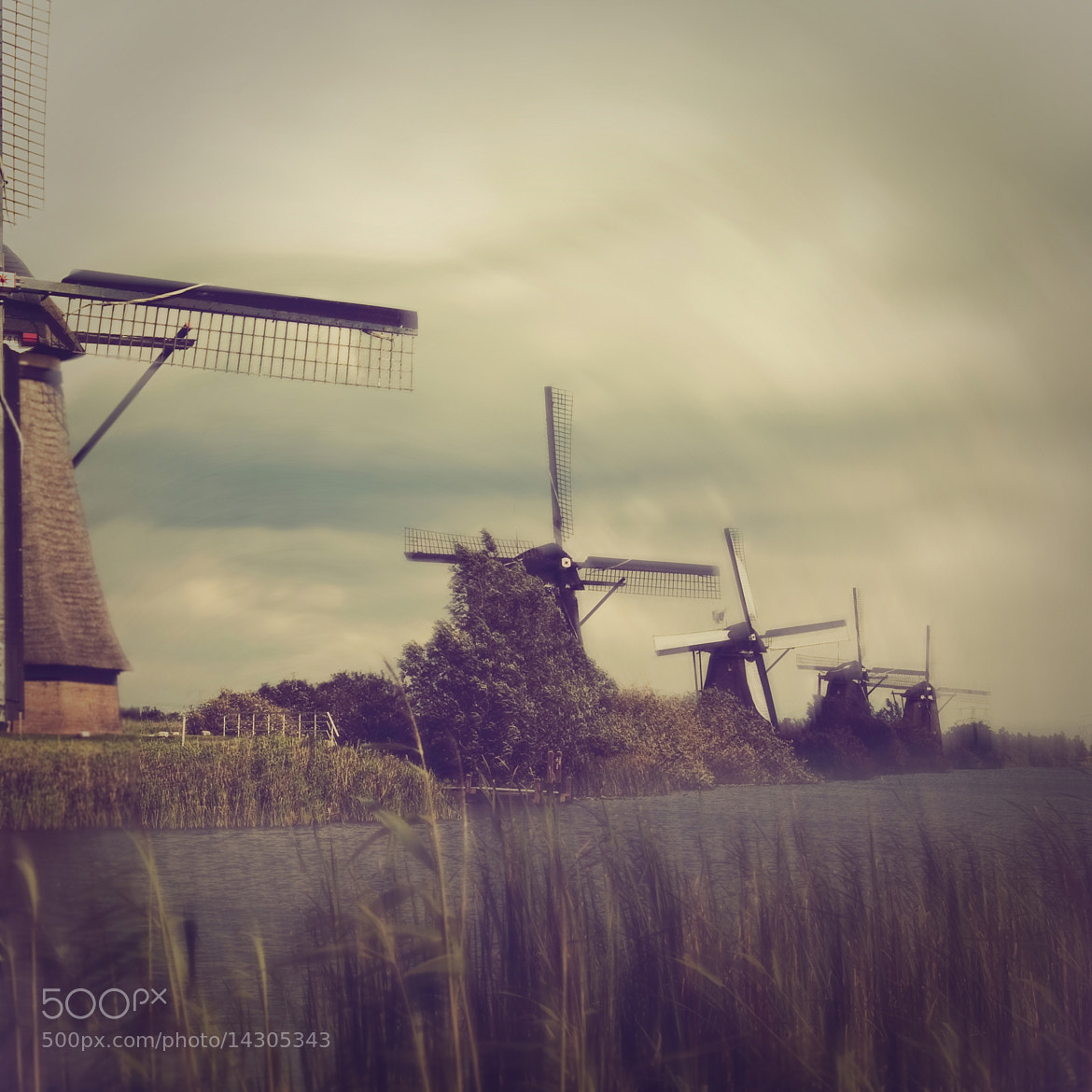 Photograph Mills by Chiara Rao on 500px