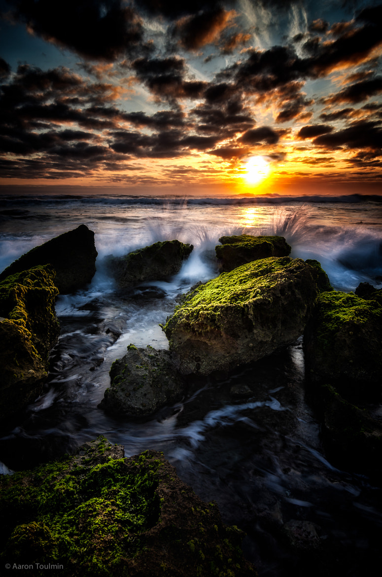 Photograph Rocky Sunset by Aaron Toulmin on 500px