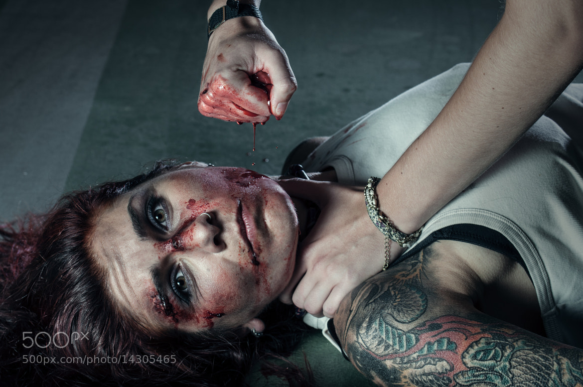 Photograph fight girl 02 by christopher soetaert on 500px
