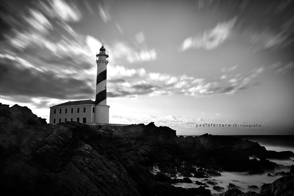 Photograph The Light House by Paolo Ferrera on 500px