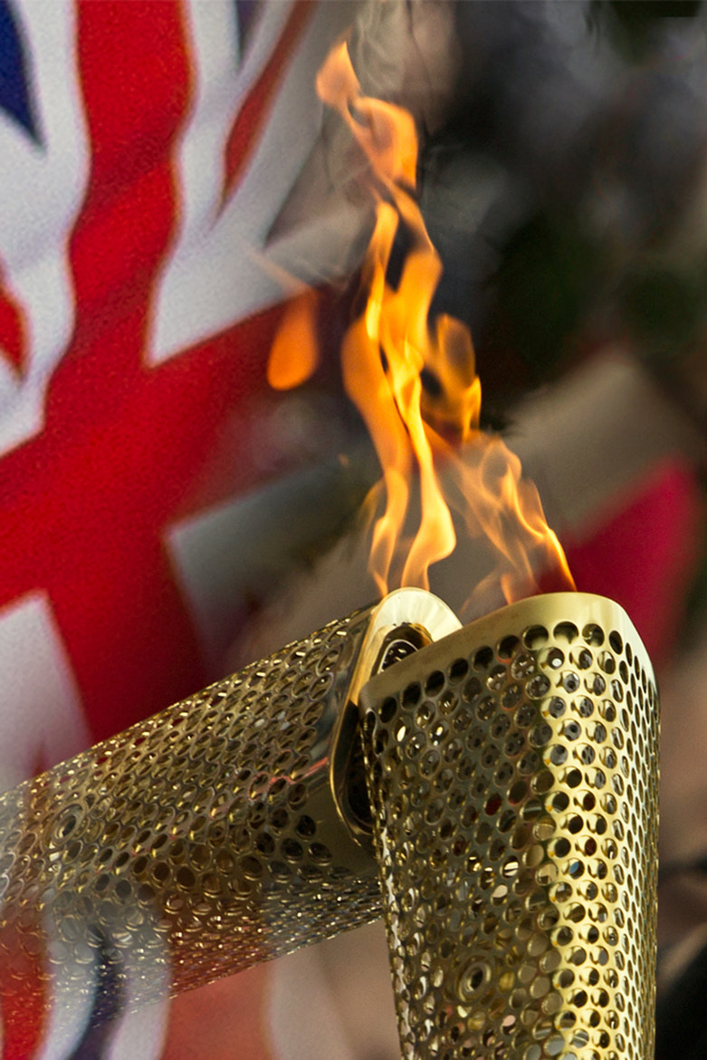 Photograph Olympic torch kiss by rachel dunsdon on 500px