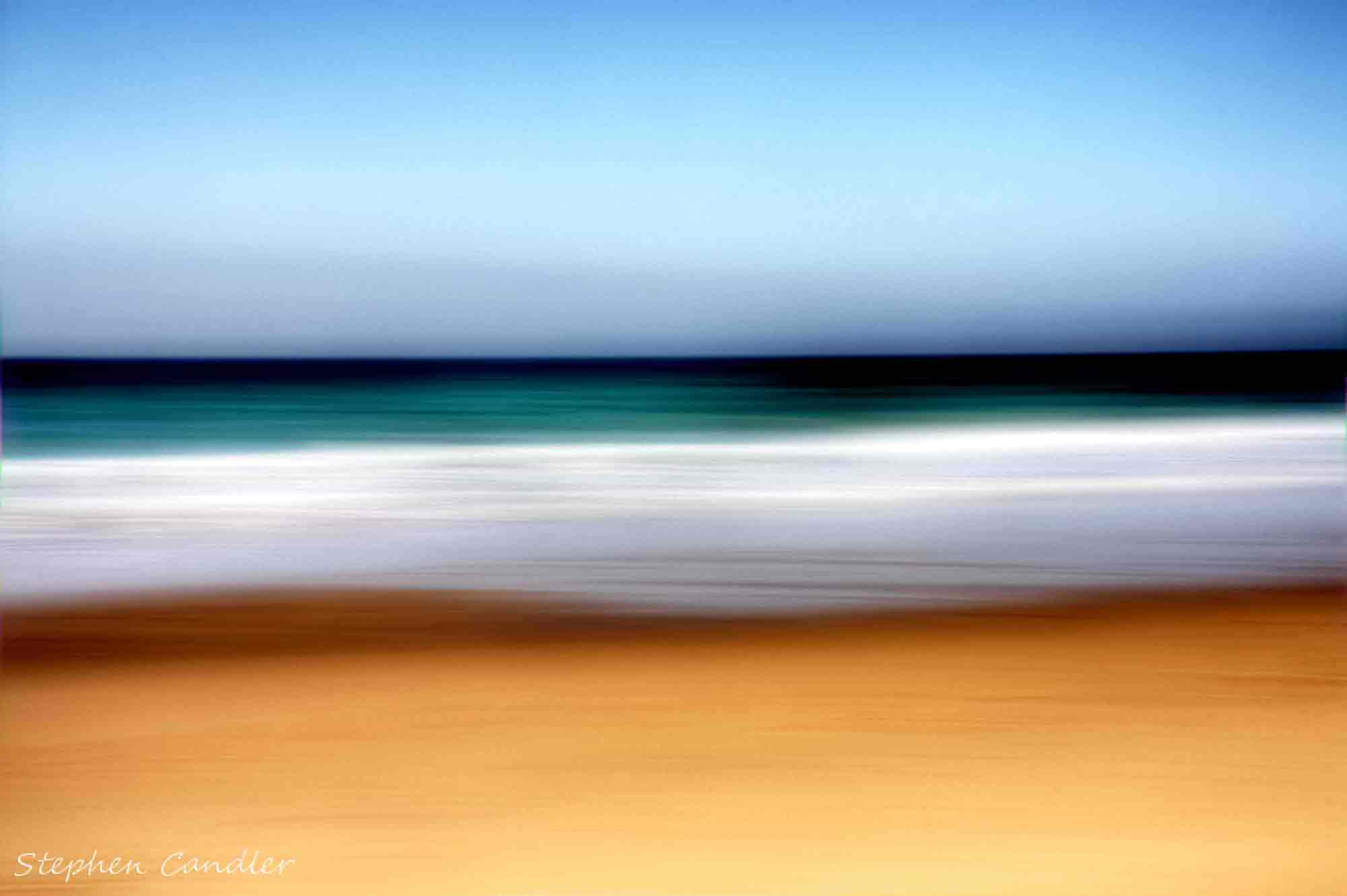Photograph Abstract Beach by Stephen Candler-Photography on 500px