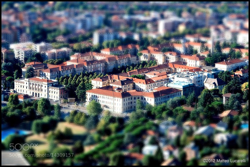 Photograph Toy town - 3 by Matteo Lucarelli on 500px