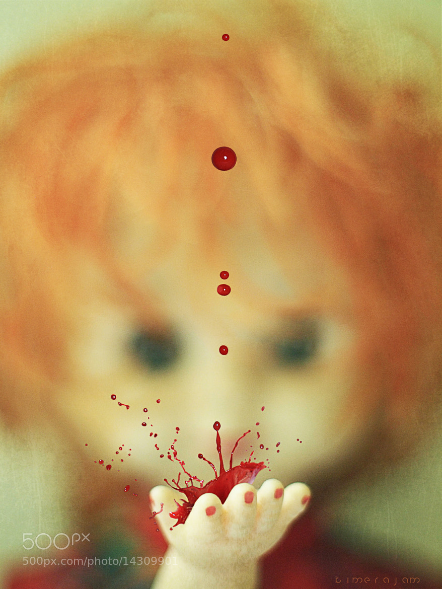 Photograph taste of blood by kimera jam on 500px
