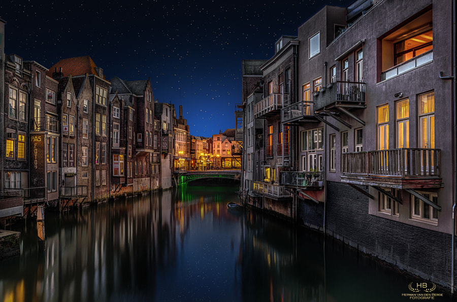 Dutch Venice by Herman van den Berge on 500px.com