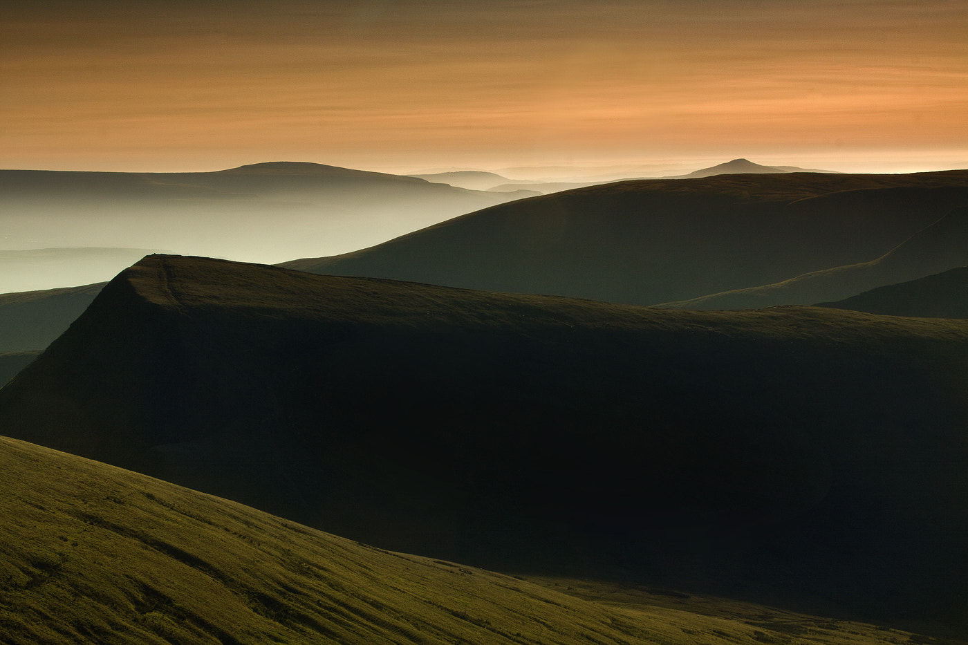 Photograph Sugarloaf Dawn II by Alan Coles on 500px