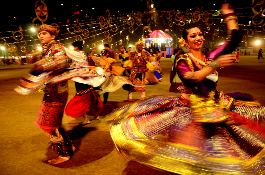 Garba Gujarat by Shrikant Khandke on 500px.com