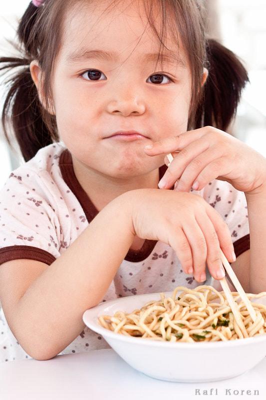 my noodles!