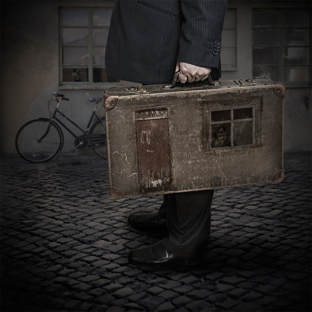 Photograph Personal Baggage by Nick Walton on 500px