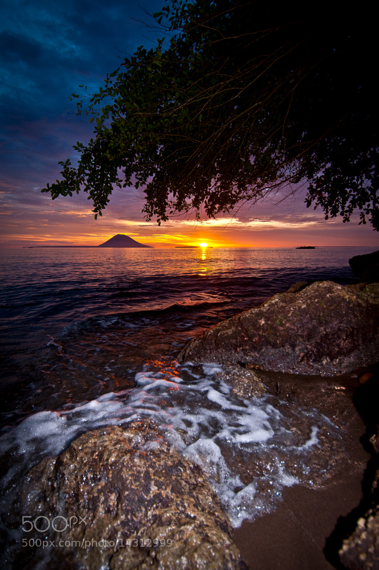 Photograph Indonesia at Sunset by Luca  Vaime on 500px