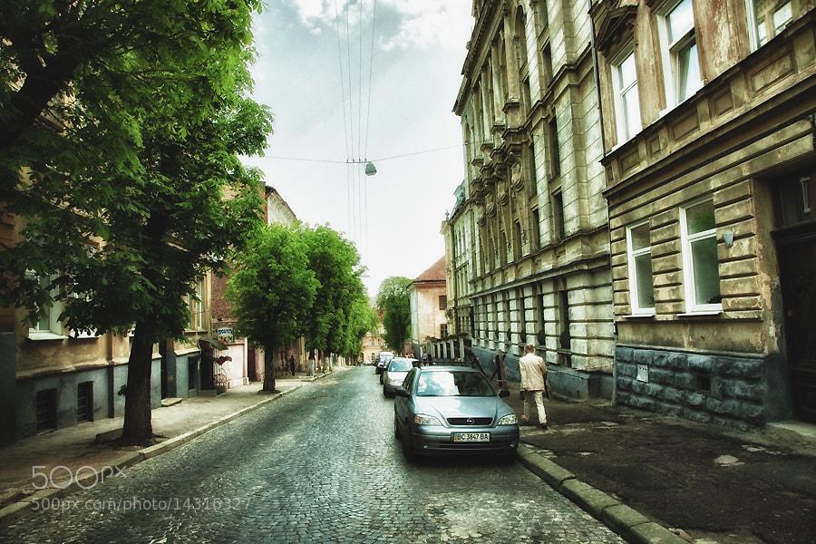 Photograph Lvov 2009 by Alexander Tolchinskiy on 500px
