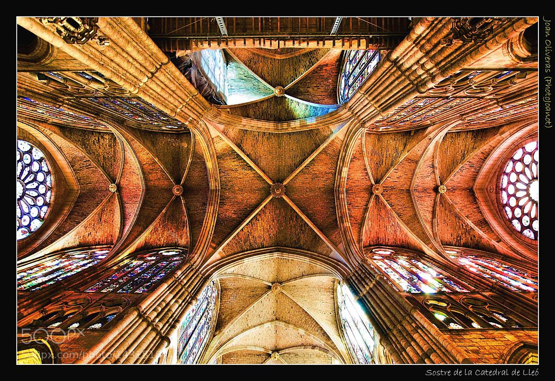Photograph Sostre de la Cate by Joan Oliveras on 500px