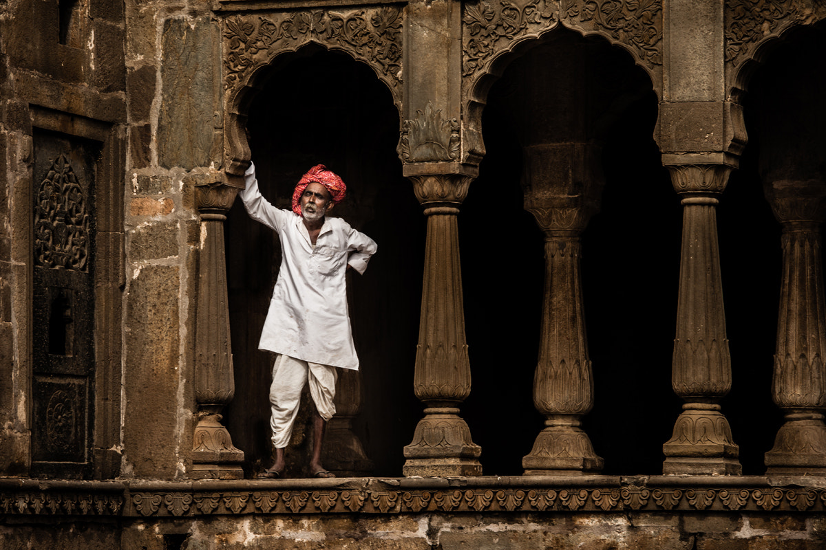 Photograph The rajasthani by Philippe CAP on 500px