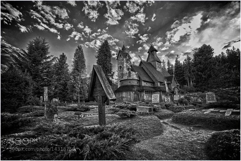 Photograph Wang by Marek Smiech on 500px