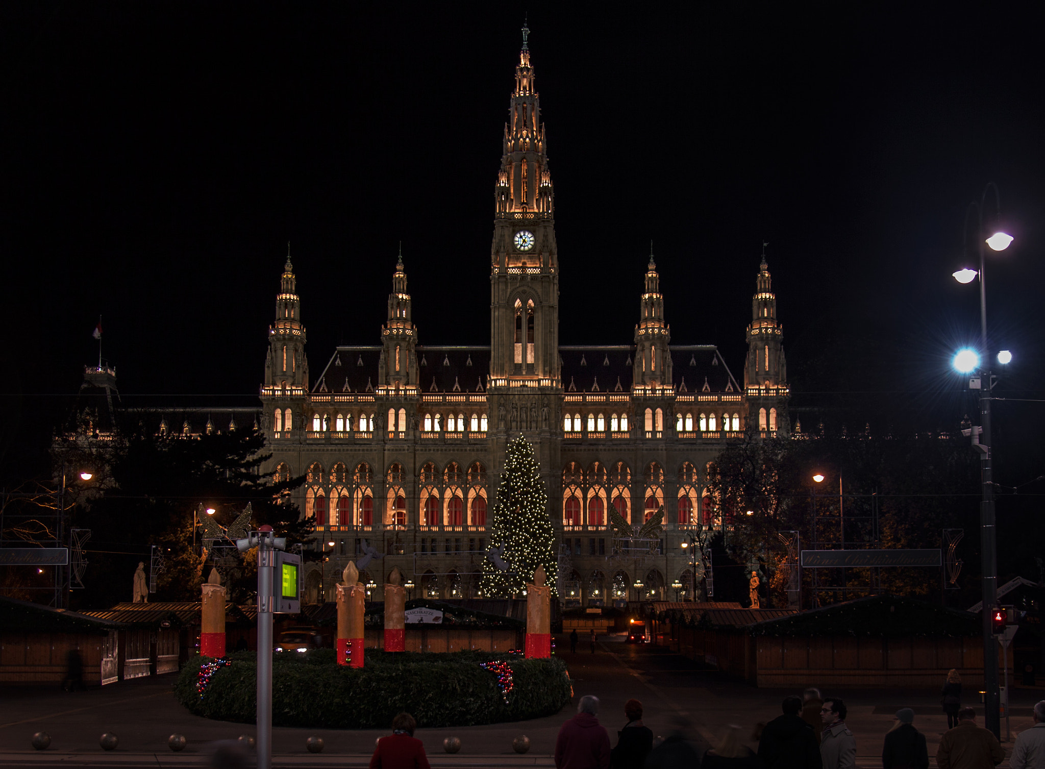 Photograph Rathaus Wien by Simone Gianolio on 500px