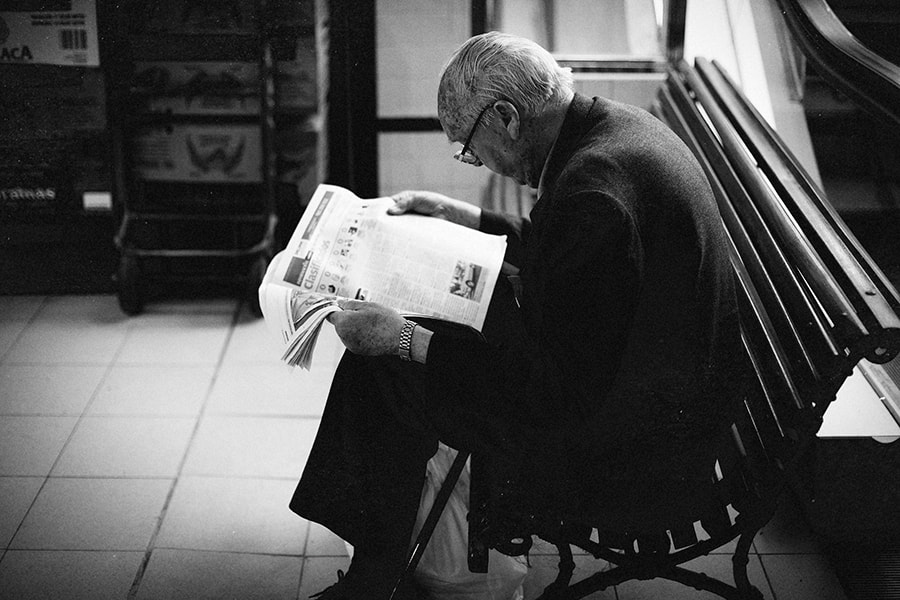 Photograph Reading by Mario Galiana on 500px