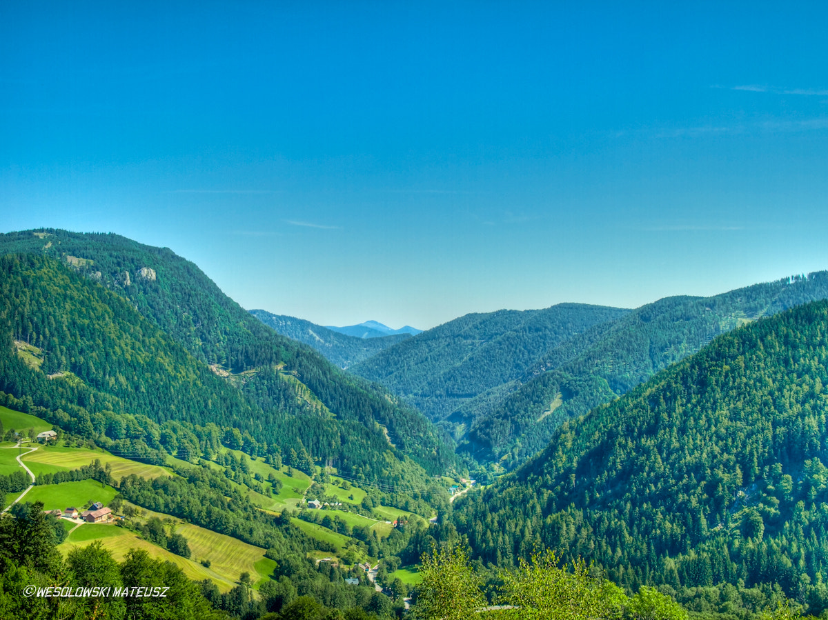 "Photograph ""Summer in the mountains"" by Mateusz Wesolowski on 500px"