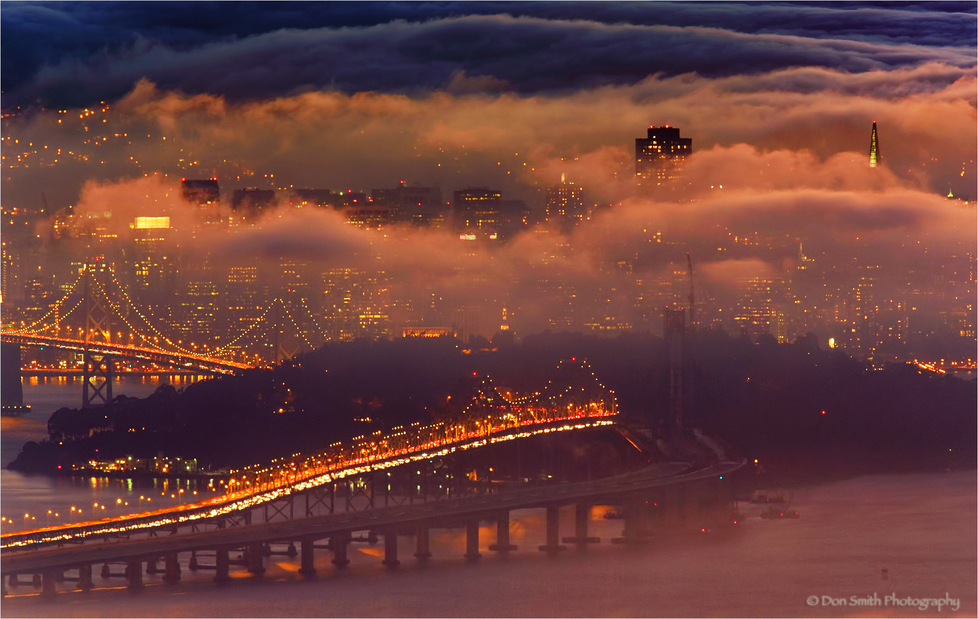 Photograph Through the Mist, San Francisco by Don Smith on 500px