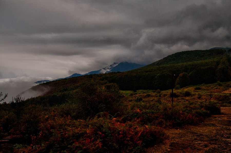 Photograph Misty Mountains by Aaron Cobb on 500px