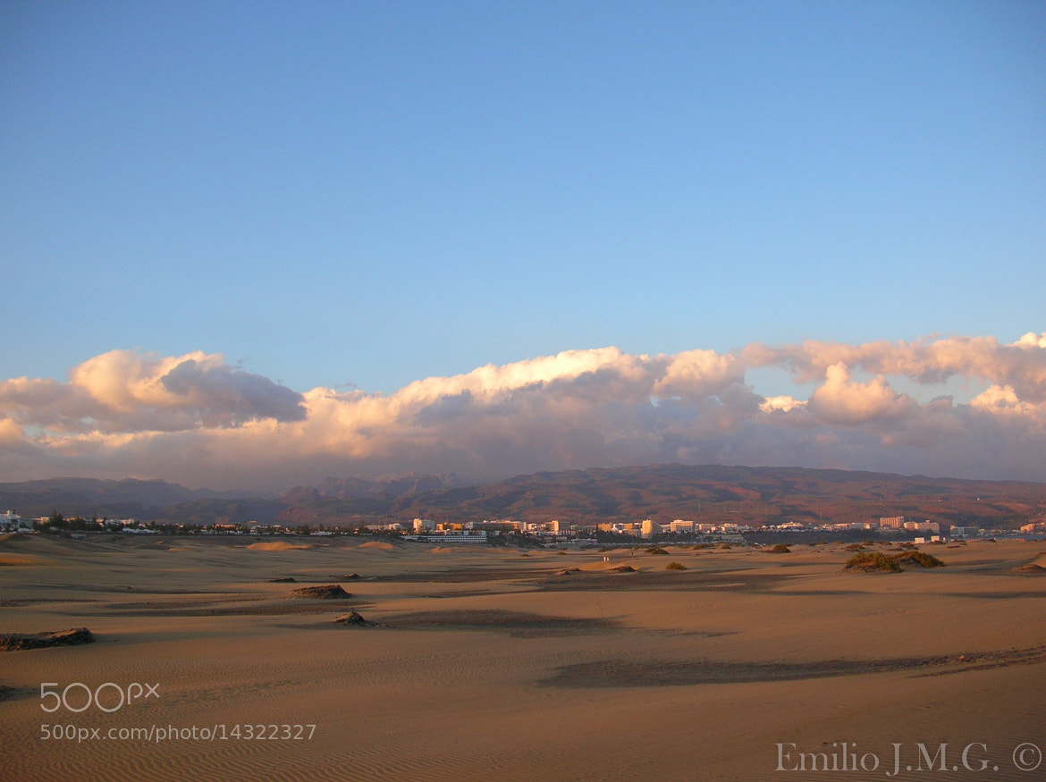 Photograph Maspalomas by Emilio J. Macías González on 500px