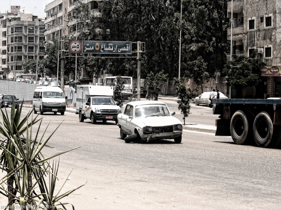 Cairo Roads by Donato Scarano on 500px.com
