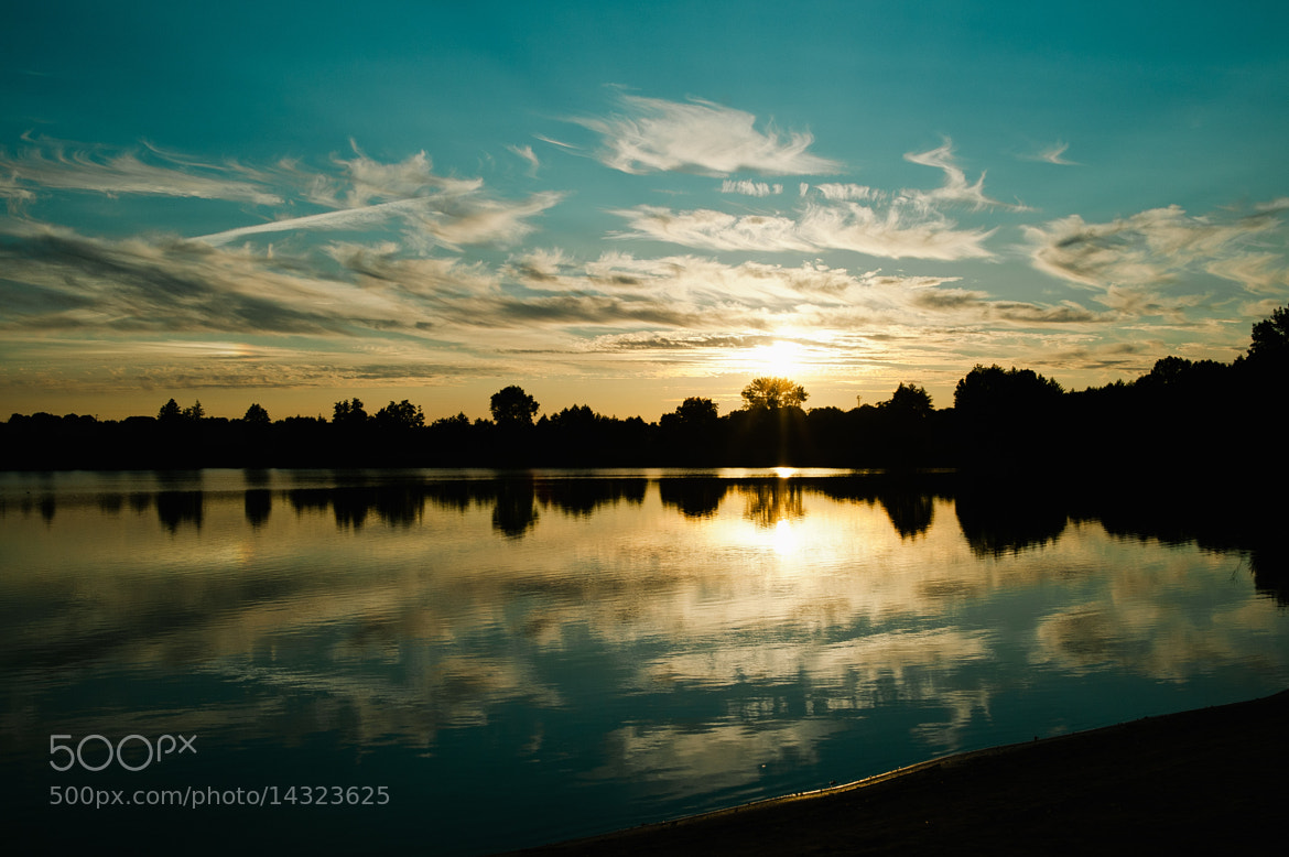 Photograph early in the sunset by rinatus (rinatus) on 500px