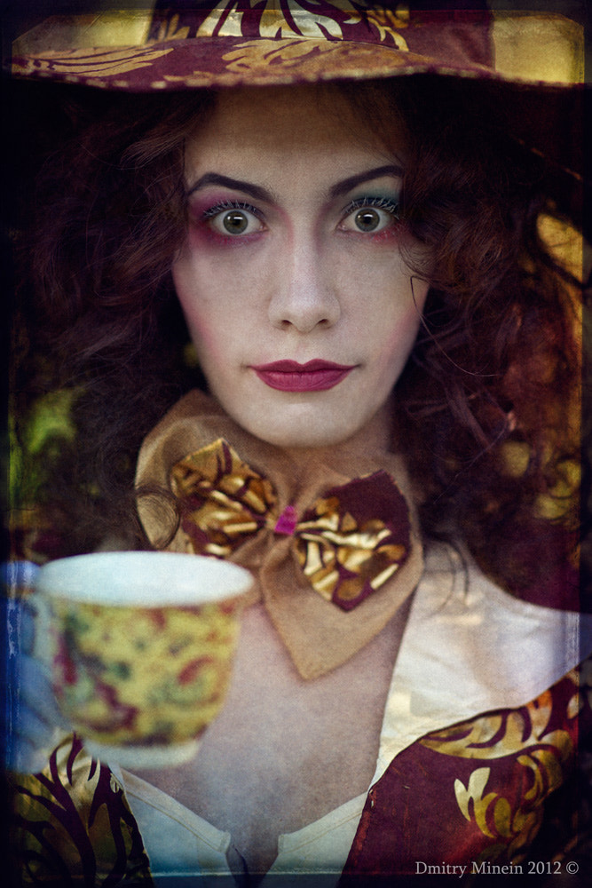 Photograph Mad Hatter story by Dmitry Minein on 500px
