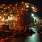 Manarola by night. I like it!