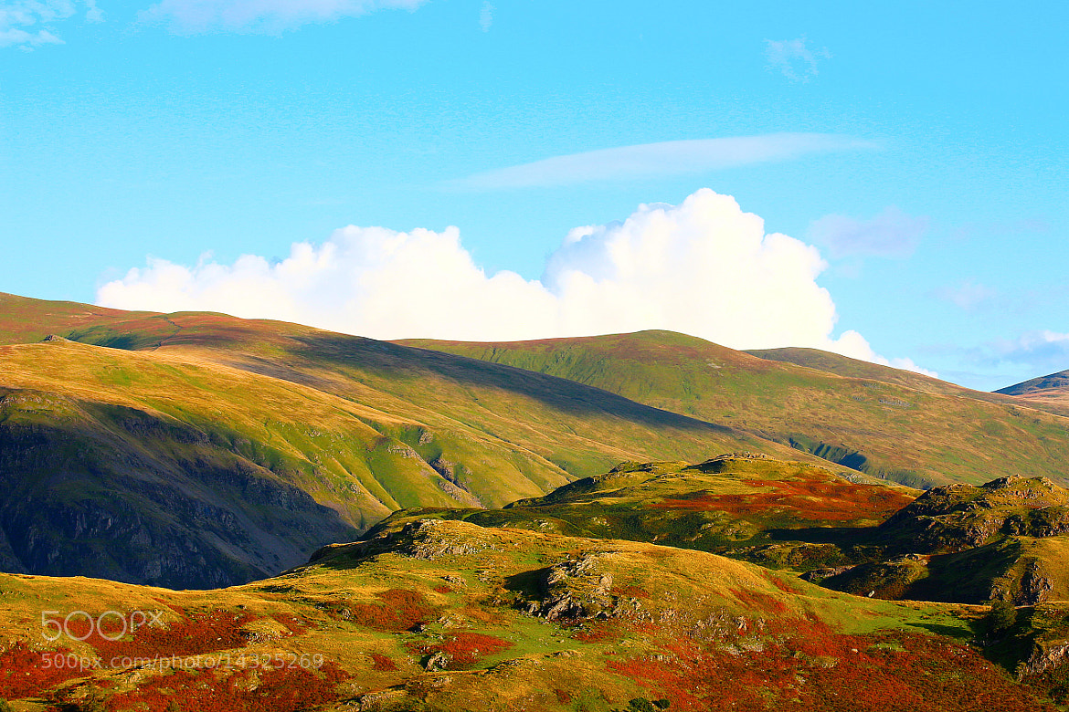 Photograph High Rigg Light by Sam Barnwell on 500px