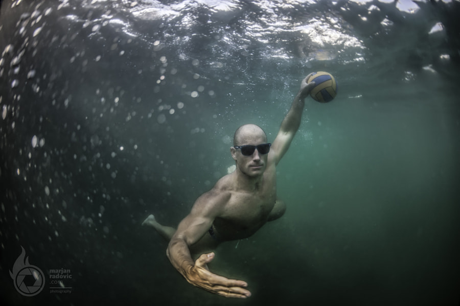 WATERPOLO by Marjan Radovic on 500px.com
