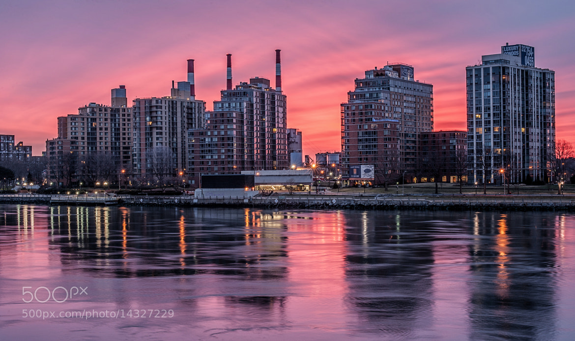 Photograph Dawn over Queens by WilsonAxpe /  Scott Wilson on 500px