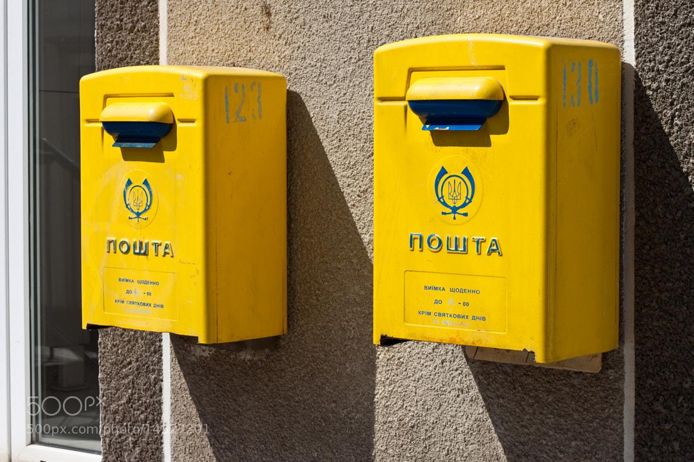 Photograph mailbox by Anastasia Fedorova on 500px