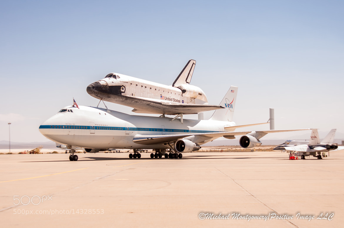 "Photograph Space Shuttle ""Endeavour"" 3 by Michael Montgomery on 500px"