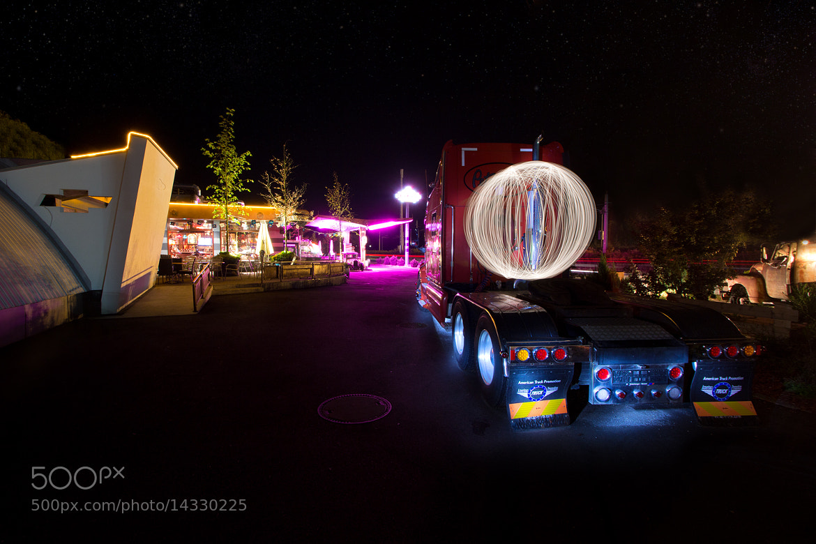 Photograph Oilers 69 - Truck by Roman Seeleitner on 500px