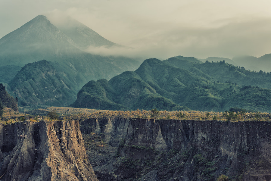 Mt Merapi by Adrian Ng on 500px.com