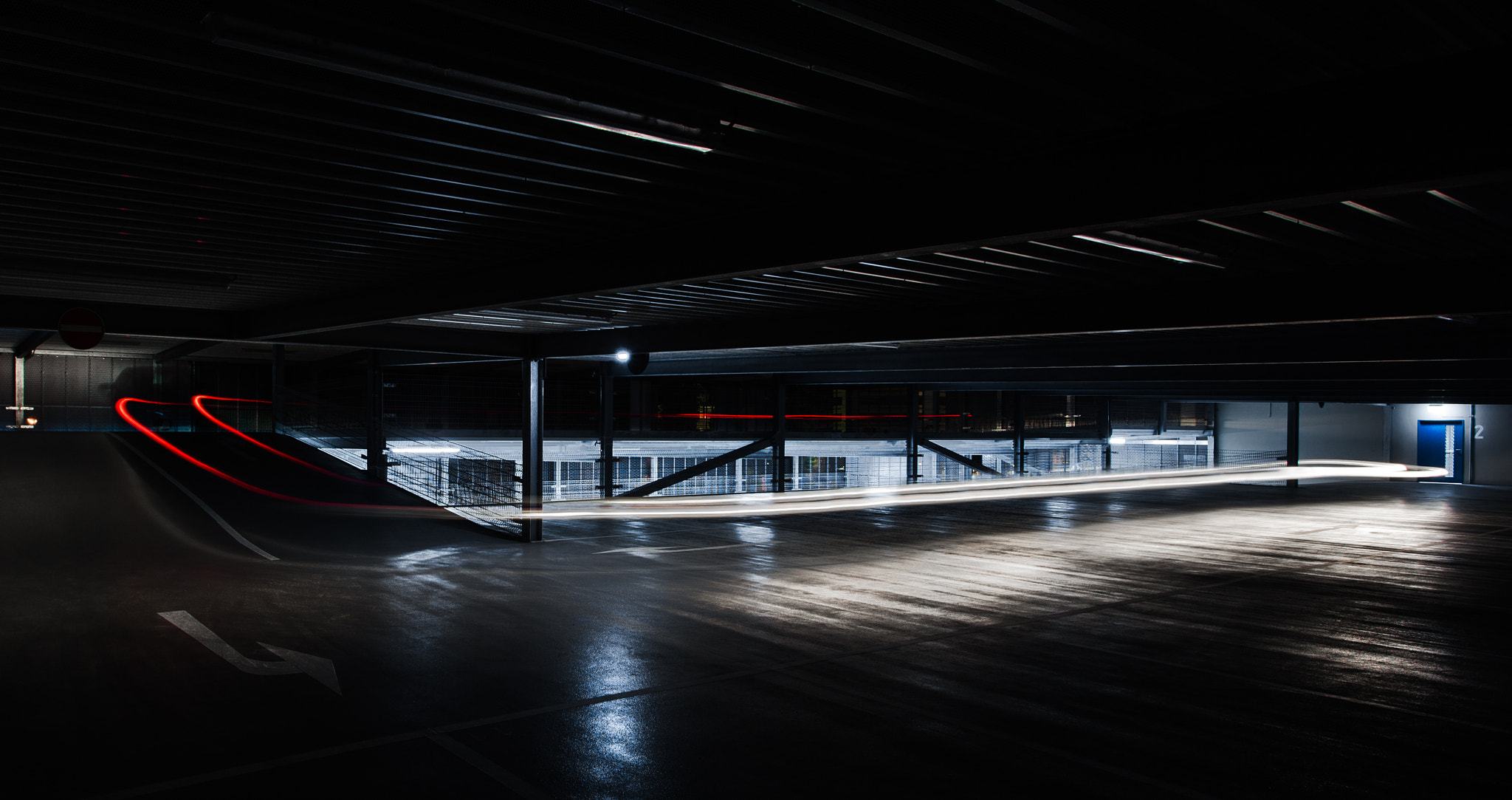Photograph Dark Parts 8 | Sir Park-A-Lot by Stefan Wolf on 500px