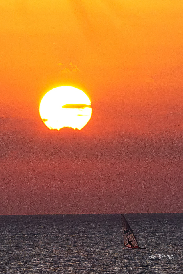 Photograph surfing the sunset by Ivo Bianco on 500px