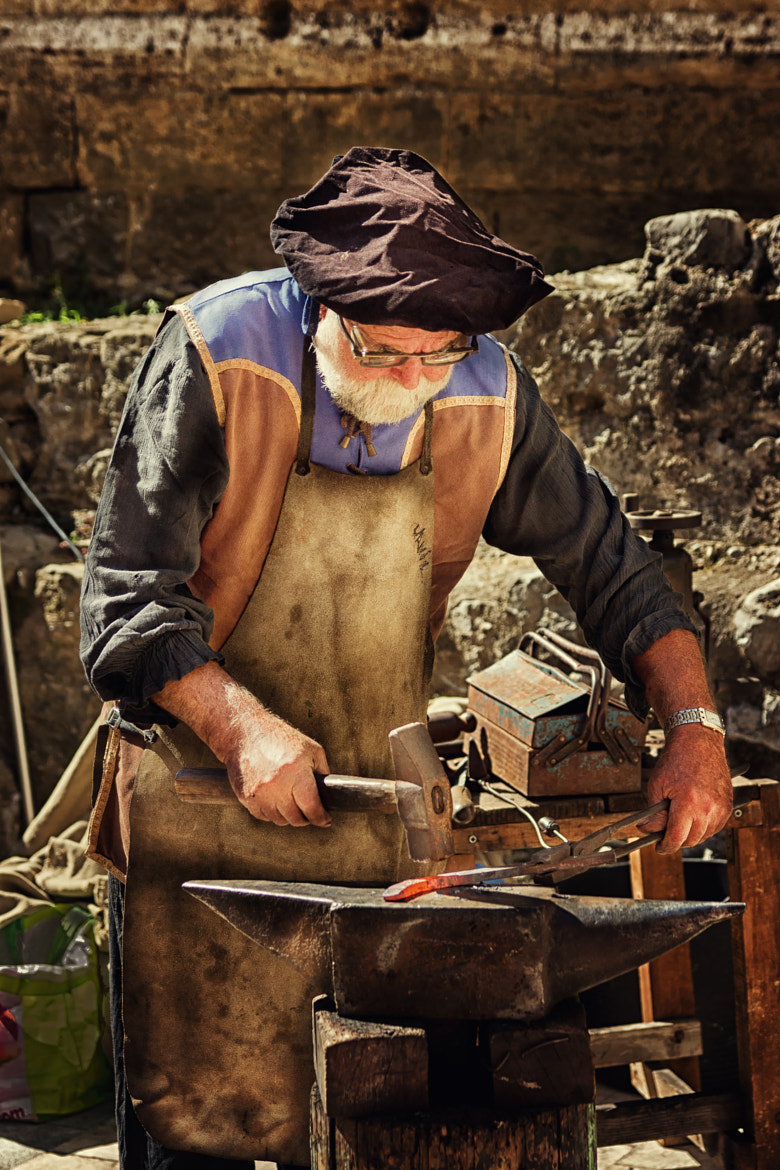 Photograph Blacksmith I - Ferrer I by Miquel Soler on 500px