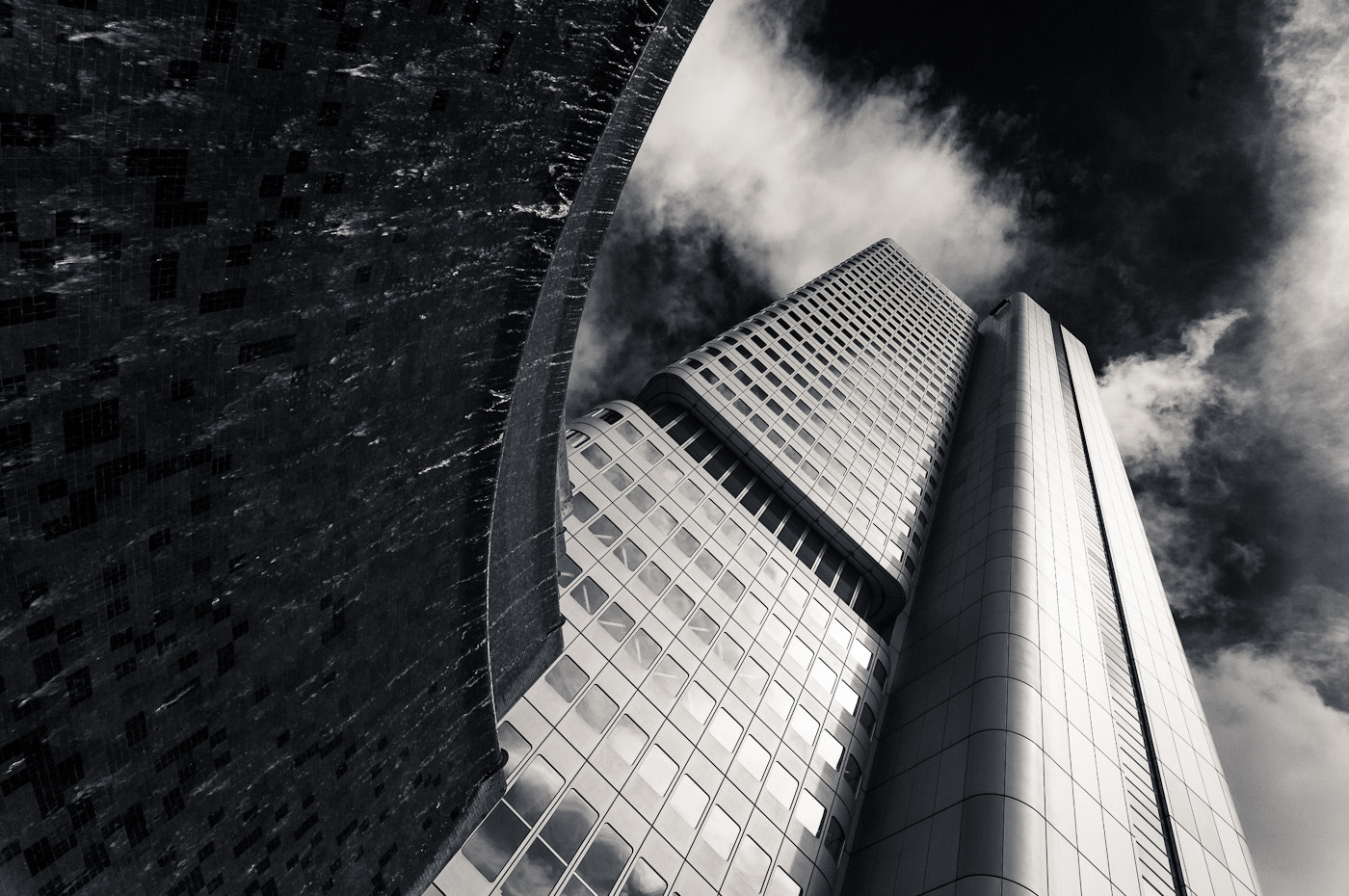 Photograph Silvertower by Thomas Weinholzner on 500px