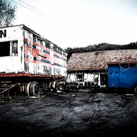 War leftovers in Bosnia...